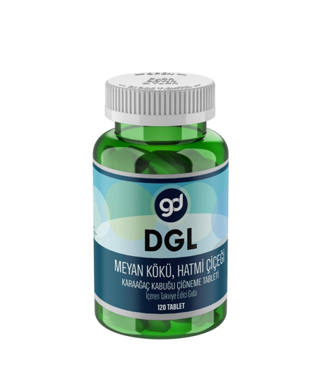 Picture of Goodday  DGL 120 TABLET